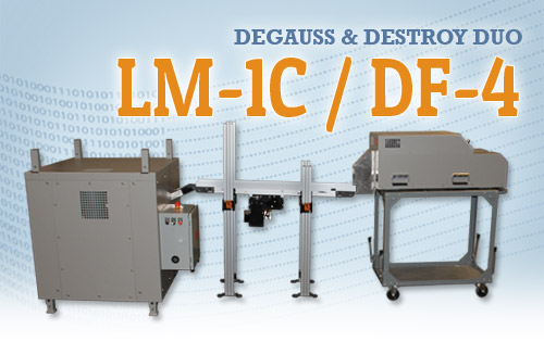 LM-1C/DF-4 degauss and destroy duo