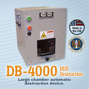 DB-4000 Destruction Device