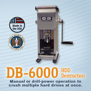 DB-6000 Destruction Device